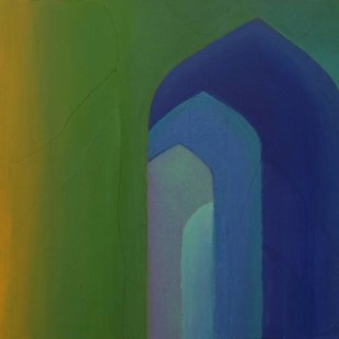 Arches 7 Acrylics on canvas, 80X60cm