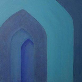 Arches 16 Acrylics on canvas, 100X70cm
