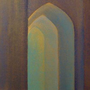 Arches 8 Acrylics on canvas, 80X60cm