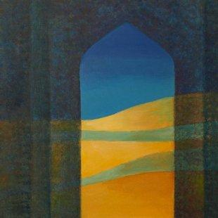 Arches 15 Acrylics on canvas, 80X60cm