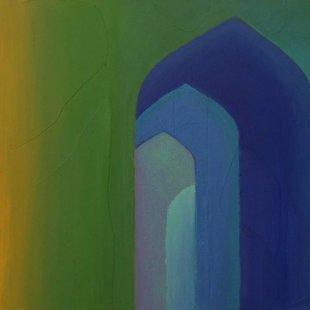 Arches 7 Acrylics on canvas, 80X60cm