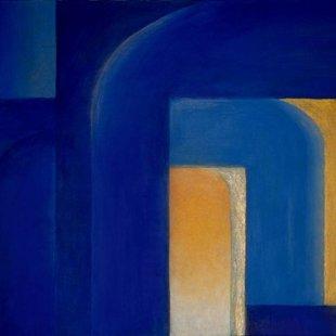 Arches 3 Acrylics on canvas, 80X60cm